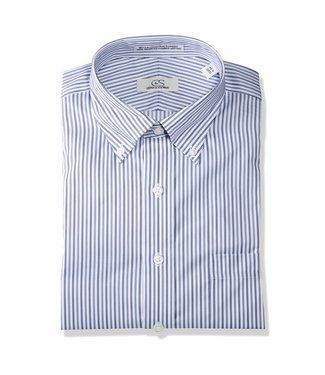 Cooper & Stewart Manhattan Stripe Dress Shirt