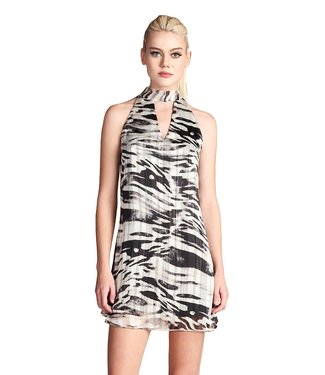 Tyche Tiger Choker Dress