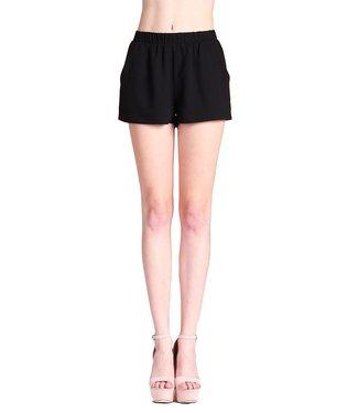 Tyche Heavy Crepe Shorts