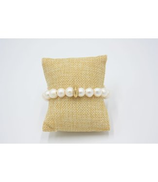 Virtue Pearl Washer Bracelet