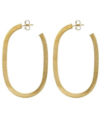 Sheila Fajl Lala Hoop Earrings