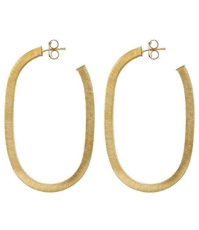 Sheila Fajl Lala Hoop Earrings