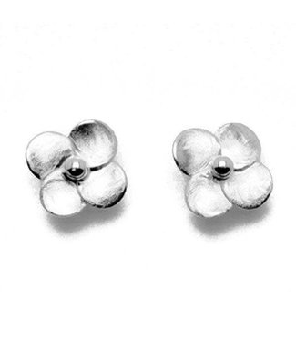 Sheila Fajl Tiny Flower Stud Earrings
