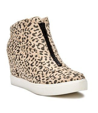 Coconuts Long Live Wedge Sneaker