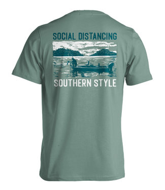 Live Oak Social Distancing Southern Style