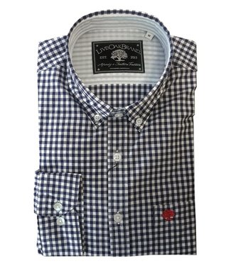 Live Oak Gingham Sport Shirt