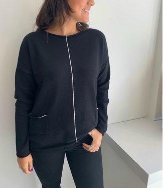 Elliott Lauren Luxe & Easy Sweater