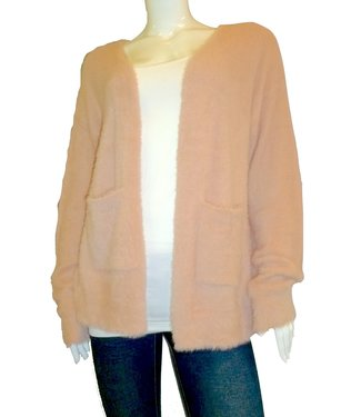 KLD Soft Open Cardigan Sweater