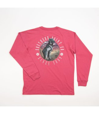 Southern Point Duck Stand Long Sleeve Tee