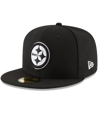 New Era Pittsburgh Steelers New Era 59Fifty NFL Fitted Cap