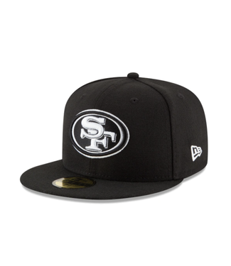 New Era San Francisco 49ers New Era 59Fifty NFL Fitted Cap