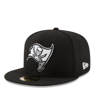 New Era Tampa Bay Buccaneers New Era 59Fifty NFL Fitted Cap