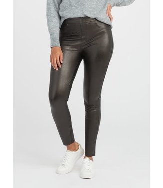 Spanx Leather-Like Ankle Skinny Pant