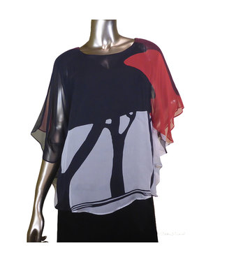Cocoon House Silk Blouse