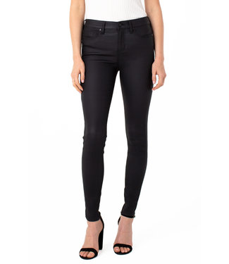 Liverpool Abby Coated Skinny Jean
