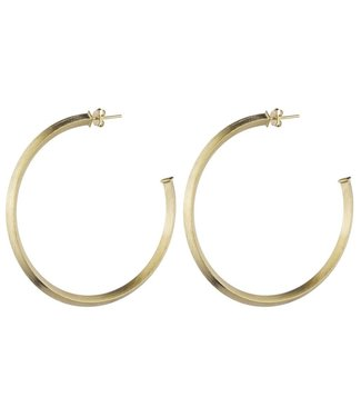 Sheila Fajl Celine Hoop Earrings