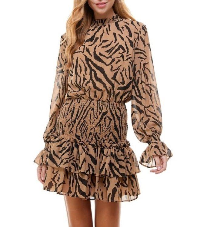 TCEC Smocked Animal Dress