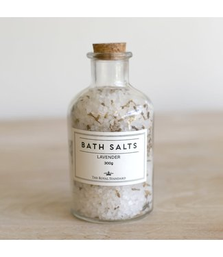Royal Standard Bath Salts