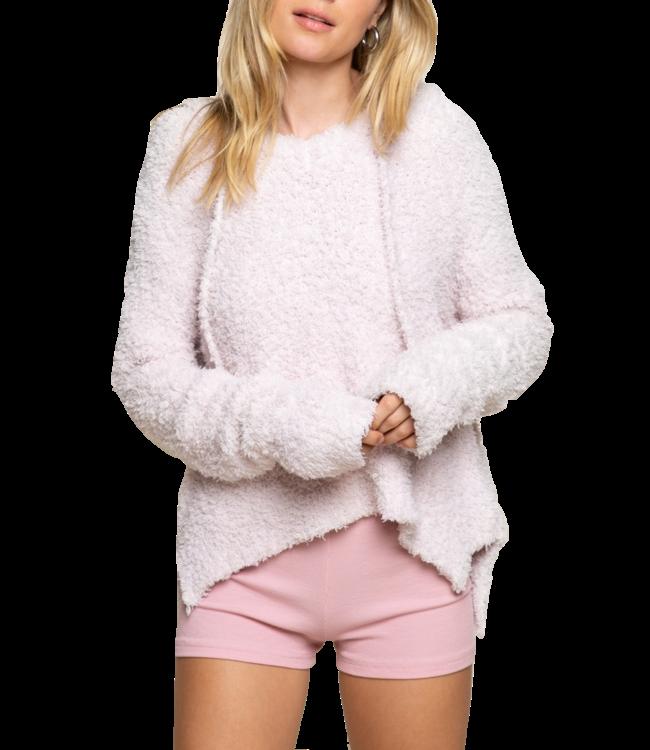 Pol Berber Fleece Cozy Hoodie pullover