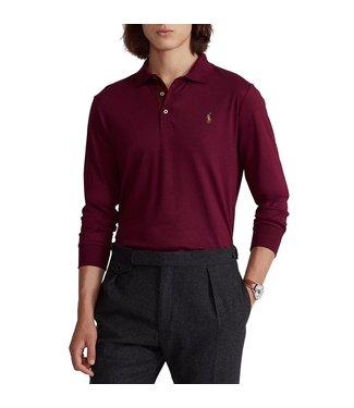 Polo Ralph Lauren Pima Soft Touch Long Sleeve Polo Shirt