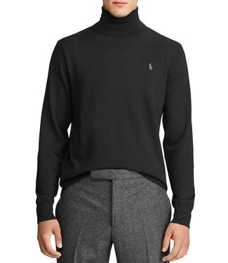 Polo Ralph Lauren Merino Wool Turtleneck Sweater