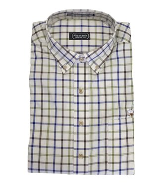 Abraham's Charles Tailored Fit Cotton Boll Shirt