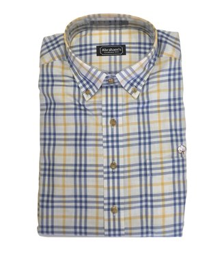 Abraham's Felix Tailored Cotton Boll Shirt