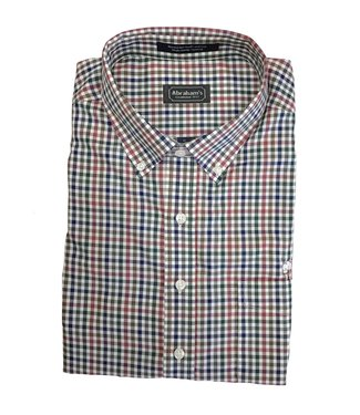 Abraham's Bartow Tailored Fit Cotton Boll Shirt