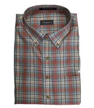 Abraham's David Tailored Fit Cotton Boll Shirt