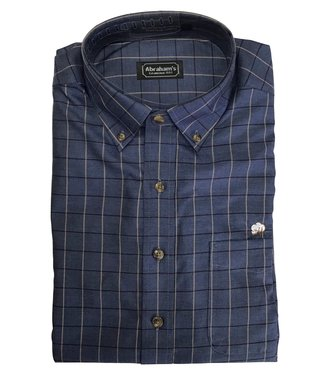Abraham's Frankie Tailored Fit Cotton Boll Shirt