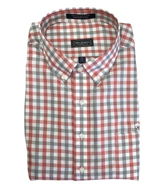 Abraham's Balfour Tailored Fit Cotton Boll Shirt