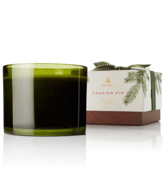 Thymes 3-Wick Poured Candle