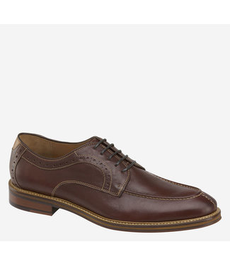 Johnston and Murphy Warner Y-Moc Dress Shoe