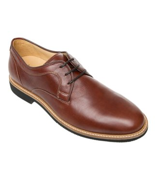 Johnston and Murphy Plain Toe Barlow Dress Shoe