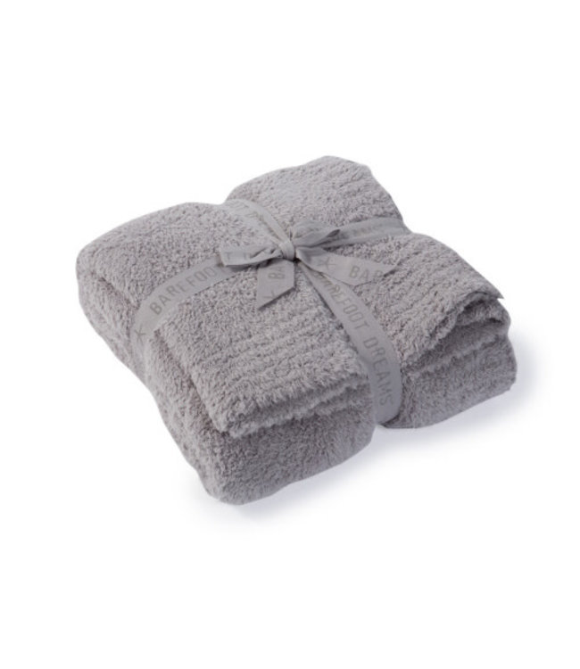 Barefoot Dreams CozyChic Throw Blanket