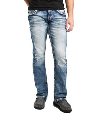 Rock Revival Straight Fit Jeans