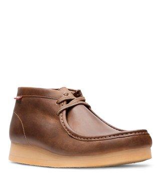 Clarks Stinson Hi Chukka Boots