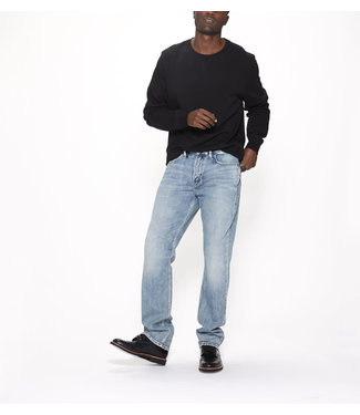 Silver Grayson Easy Fit Jeans