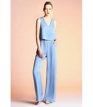 Tyche V-Neck Easy Jumpsuit