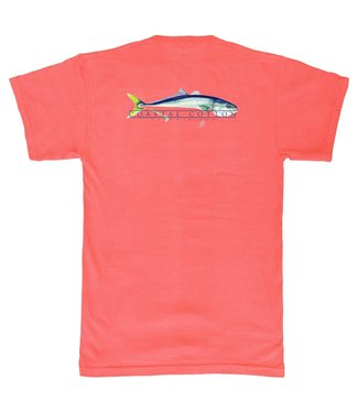 Coastal Cotton Yellowtail Tee