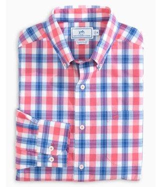 Southern Tide Skipjack Multi Check Shirt