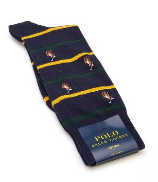 Polo Ralph Lauren Pony Multi Stripe Socks