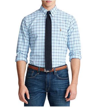 Polo Ralph Lauren Tattersall Oxford Classic Fit Shirt