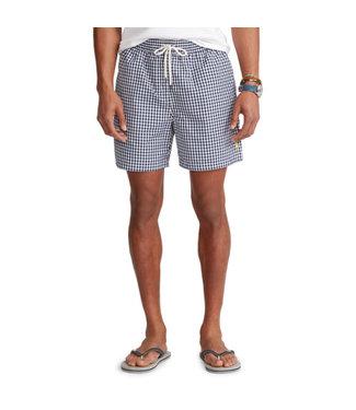 Polo Ralph Lauren Gingham Traveler Swim Shorts