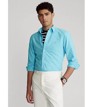 Polo Ralph Lauren Classic Fit Garment-Dyed Solid Oxford Shirt
