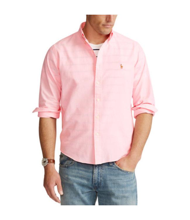 Polo Ralph Lauren Newport Fit Chambray Solid Woven Shirt