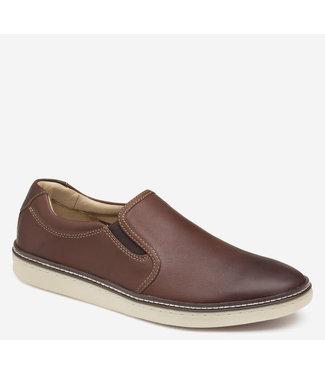 Johnston and Murphy J&M McGuffey Leather Slip-On