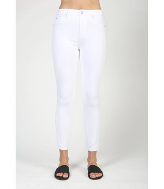 Articles of Society AoS Heather High Rise Crop Skinny Jeans