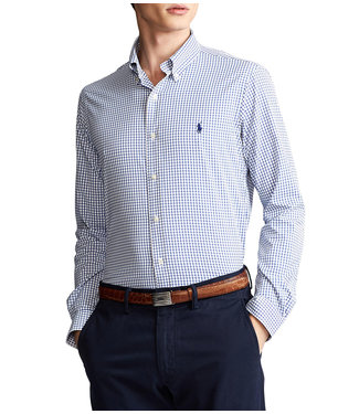 Polo Ralph Lauren Classic Fit Twill Performance Sport Shirt