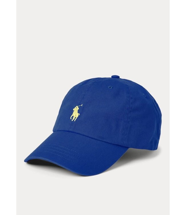 Polo Ralph Lauren Royal Classic Chino Baseball Cap
